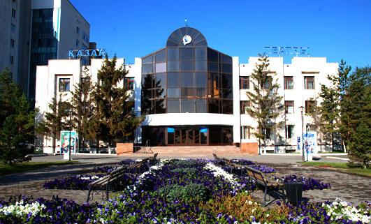 Қуанышбаев атындағы Мемлекеттік академиялық қазақ музыкалық драма театры