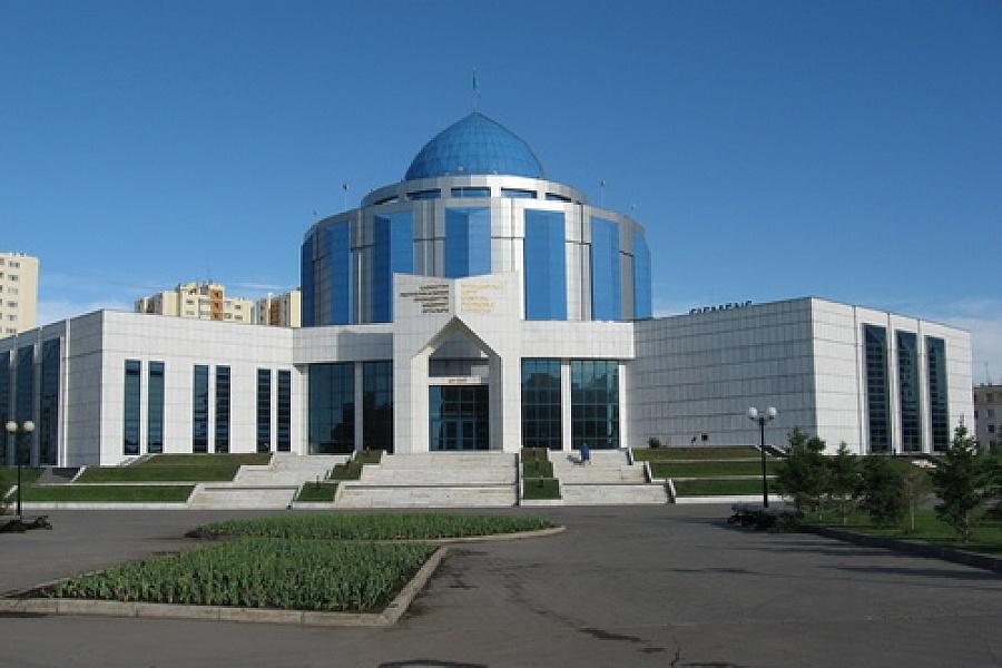 Национальная картинная галерея «Астана»