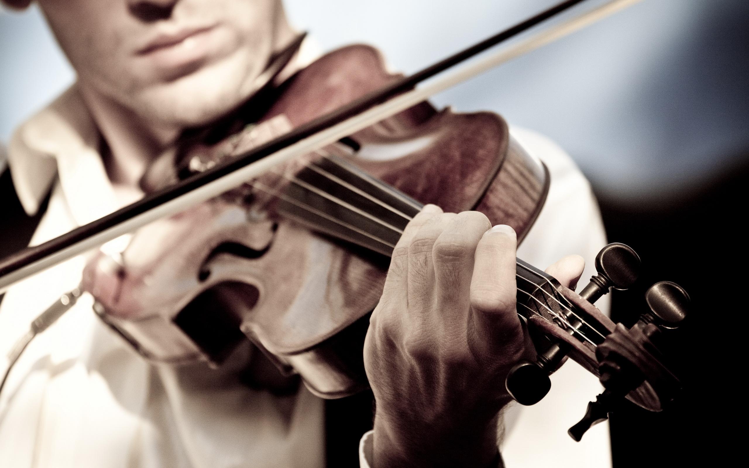 Скрипка сазының концерті