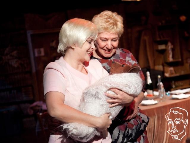 Что хочет женщина, Государственный академический русский театр драмы имени М. Лермонтова