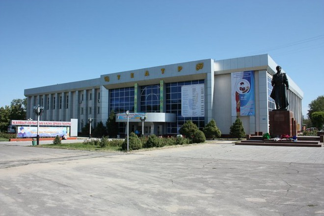 Жамбылский областной русский драматический театр