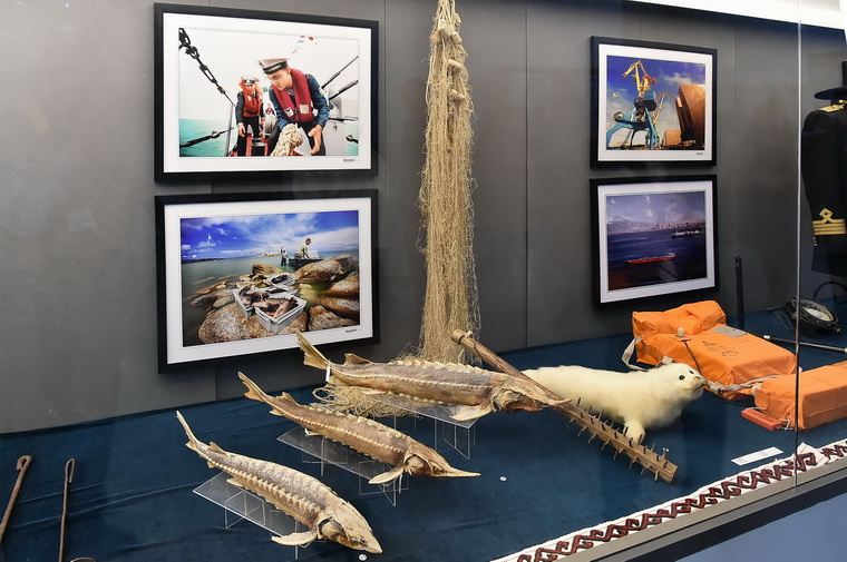 Выставка «Наследие Мангистау»