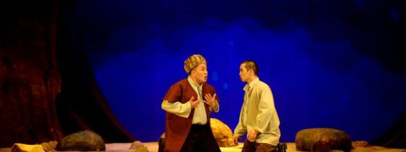 Бір сен үшін тудым… «Ромео мен Джульетта» трагедия