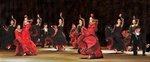Большой вечер балета Булата Аюханова. Гамлет и Болеро