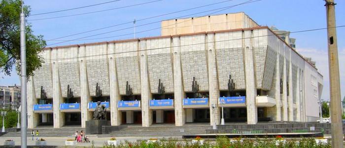 Әуезов атындағы Қазақ мемлекеттік академиялық драма театры