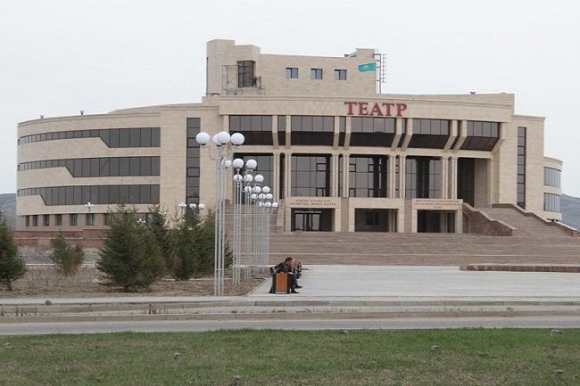 Восточно-Казахстанский областной драматический театр