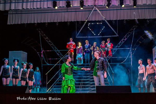Народный молодёжный театр «Промень»