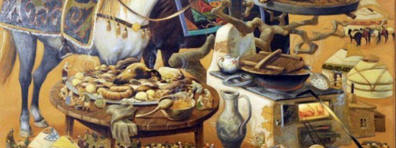 Выставка художника Куата Аскарова «Бесконечность»