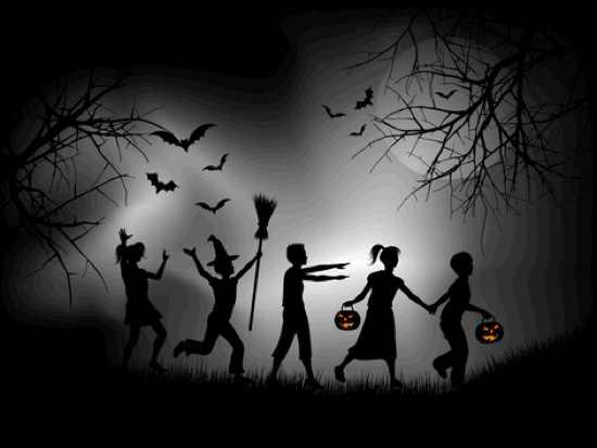 Хэллоуин в Некафе на Маркова 43