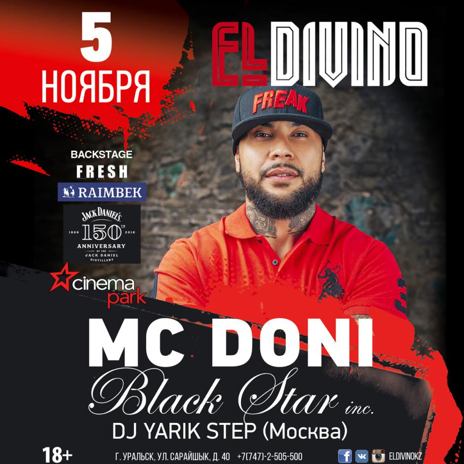 MC DONI в ELDIVINO