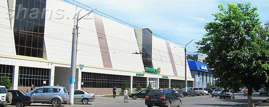 Торгово-рыночный комплекс «Тайга»