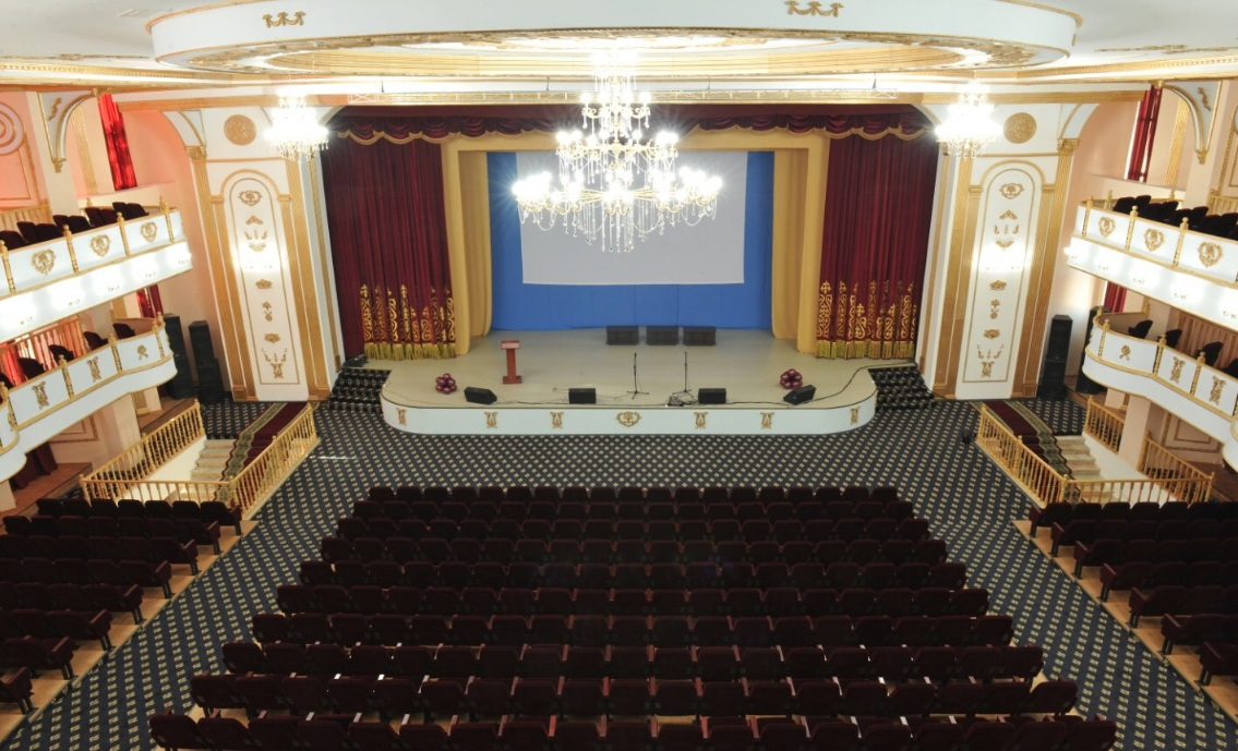 "Студенческий театр ""Concordia"""