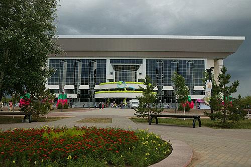 Национальный теннисный центр Астана