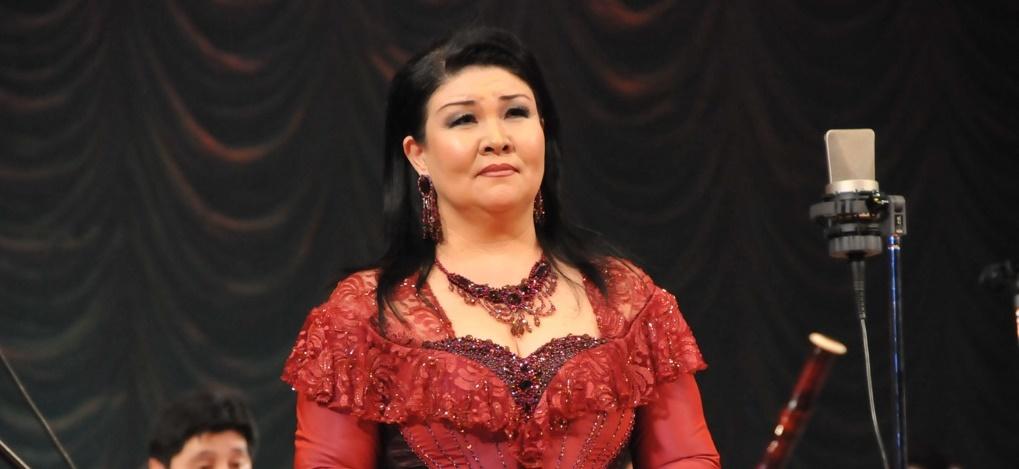 Сольный концерт заслуженного деятеля Гульзат Даурбаевой Ave musica