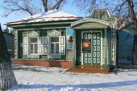 Мемориальный Дом-музей Дмитрия Багаева