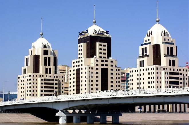 Отель Radisson Astana
