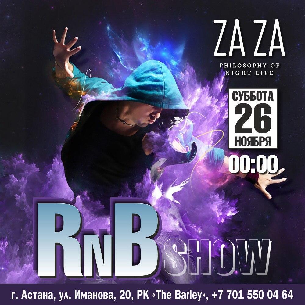 RnB show