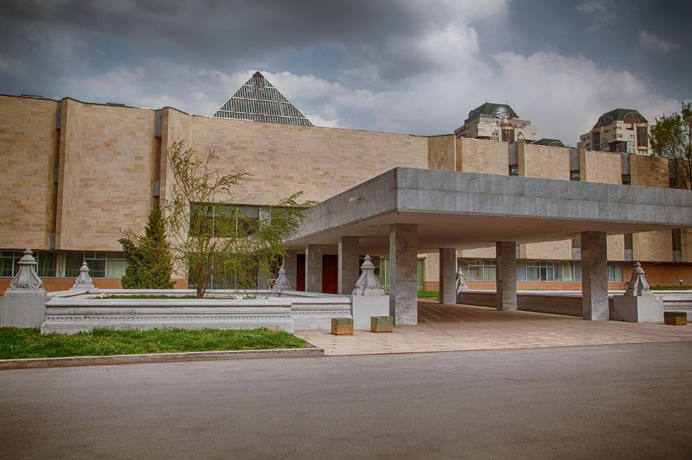 Музей искусств Кастеева