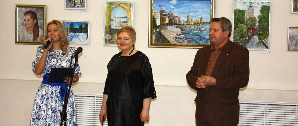 Персональная выставка художницы Светланы Скачковой