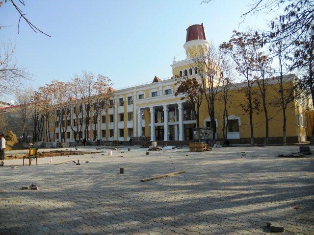 Дворец школьников в Шымкенте