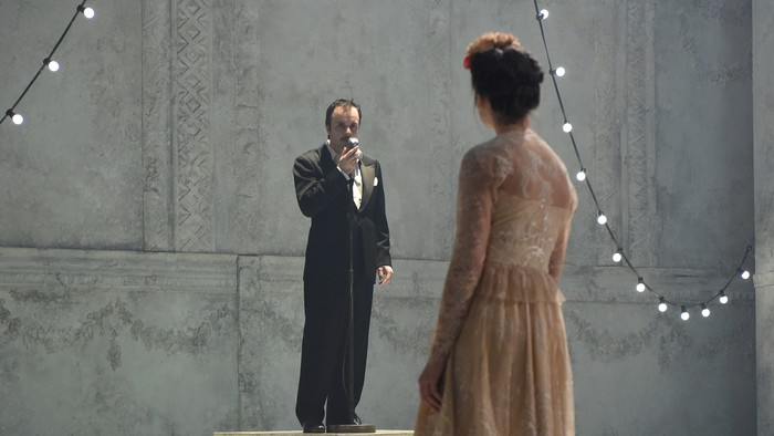 Комеди Франсез: Ромео и Джульетта