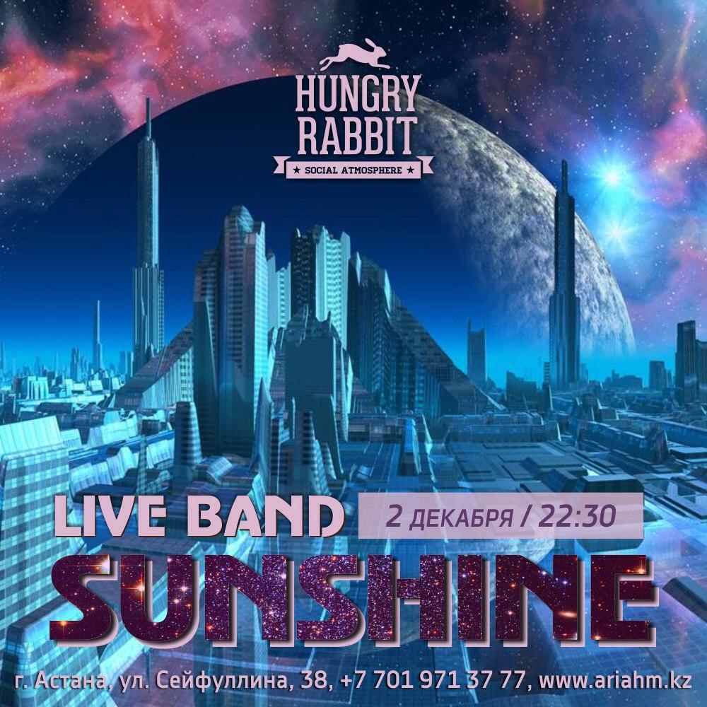 Live band SUNSHINE