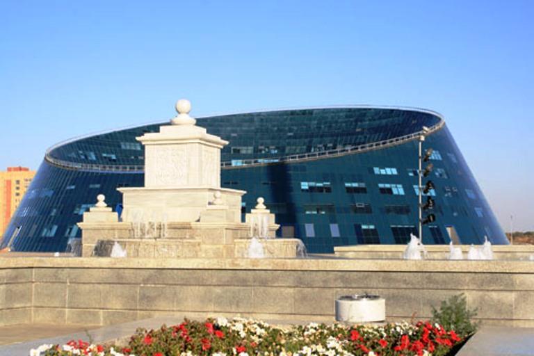 Казахский Национальный Университет Искусств «Шабыт»