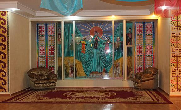 Мангистауский областной театр кукол