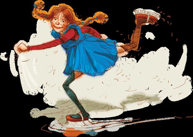 Детская развлекательная программа Пеппи Длинный чулок
