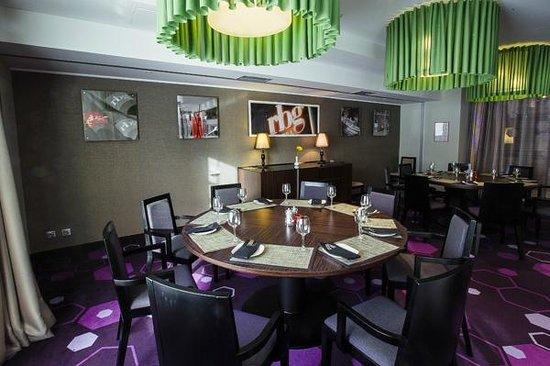 Ресторан RBG отеля Park Inn
