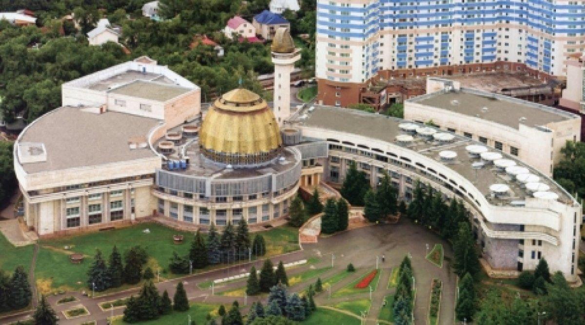 Дворец школьников Алматы