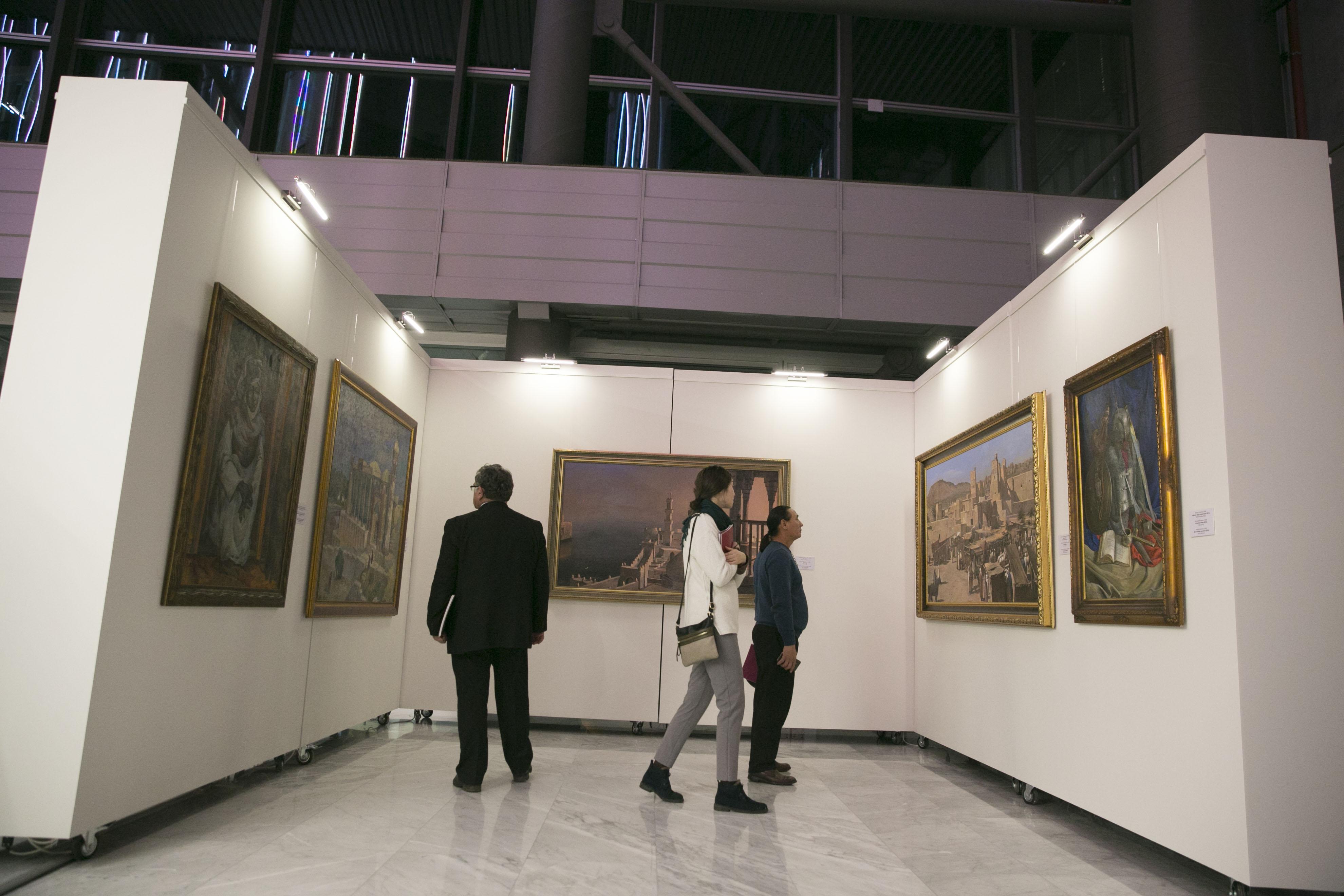 Forte Bank Kulanshi ArtSpace