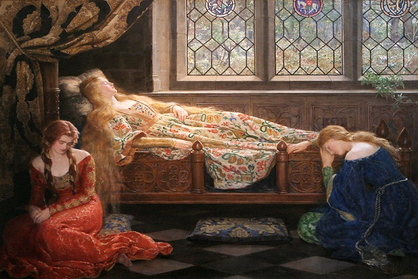 Спящая красавица» (мюзикл по сказке Ш.Перро)