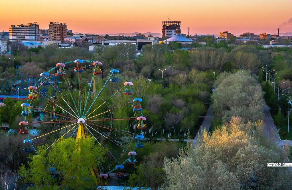 Центральный парк культуры и отдыха им. 30-летия ВЛКСМ
