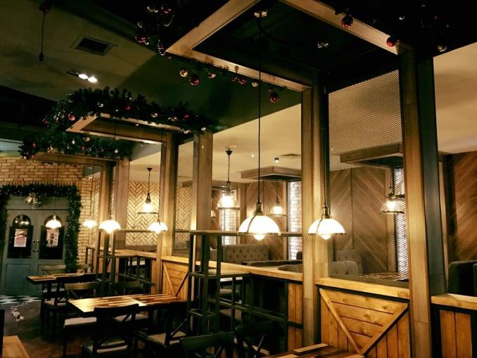 ПИНТА Bar & Club в гостинице Казахстан