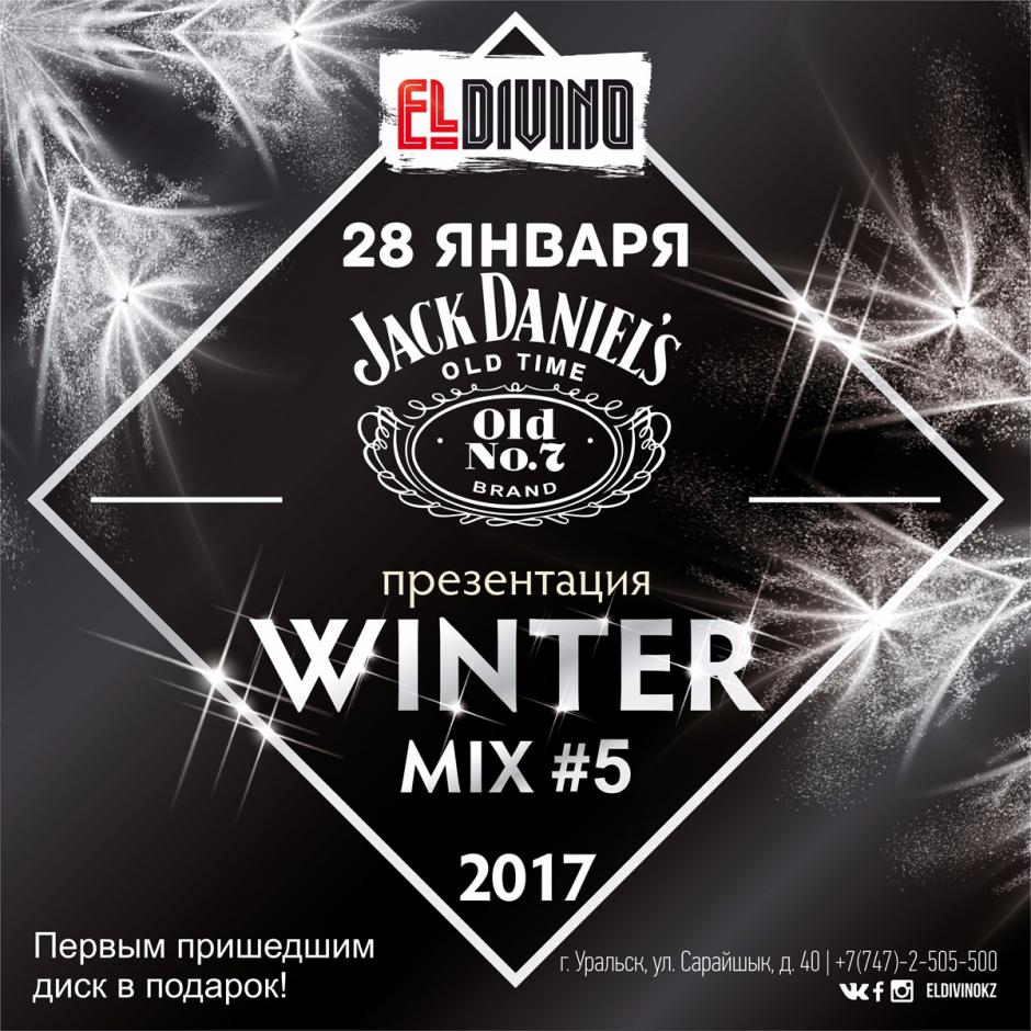 ПРЕЗЕНТАЦИЯ WINTER MIX #5 BY JACK DANIELS