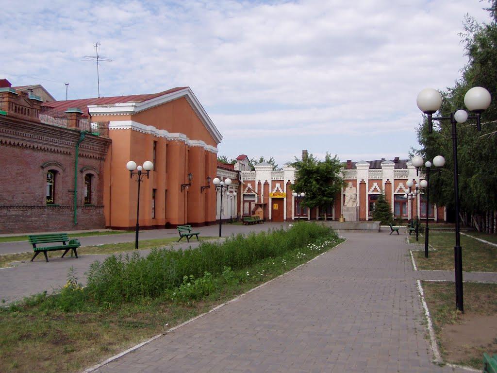 Павлодарский областной театр имени Чехова