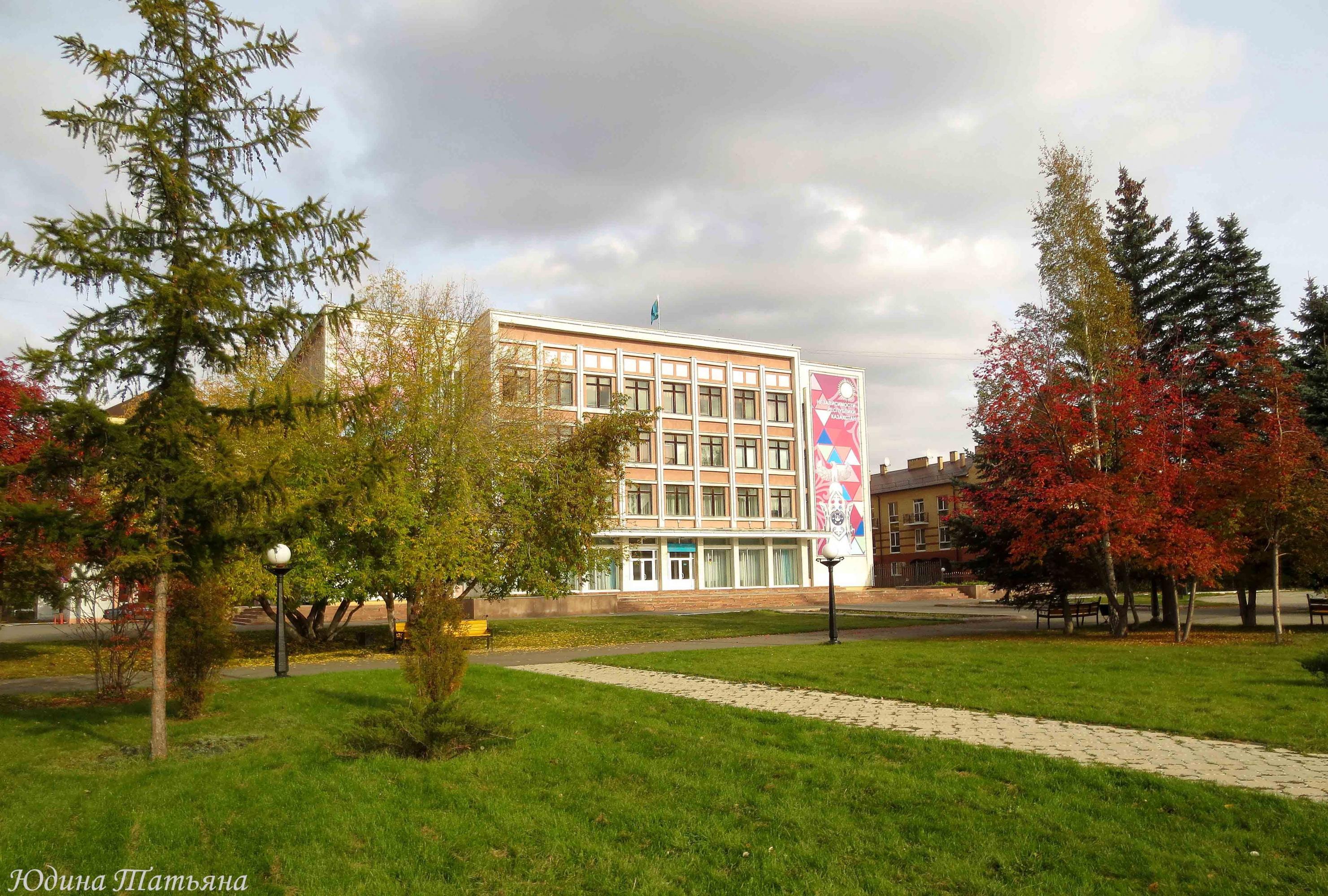 Областной Центр творчества детей и юношества города Петропавловска