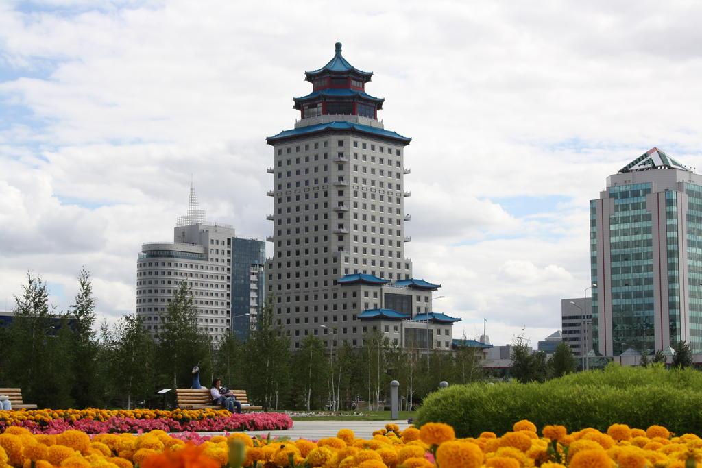 Пекин Палас Soluxe Hotel Astana
