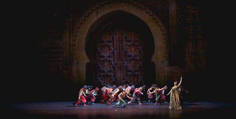 Асафьев балет «Бахчисарайский фонтан»