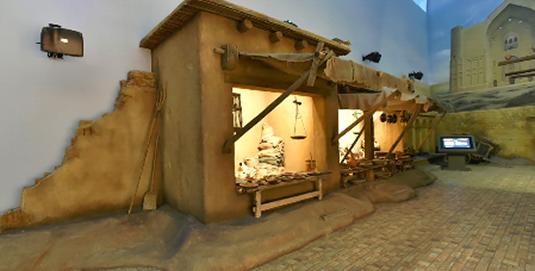 Мультимедийно-интерактивная выставка «Великая степь и Великий Шелковый путь»