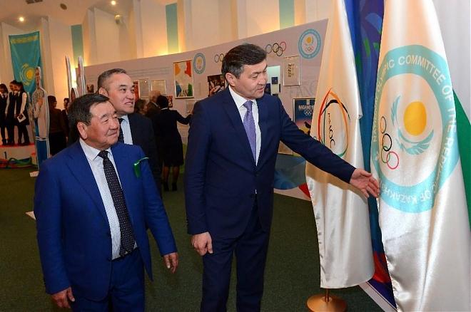Выставка «Олимпийское движение»