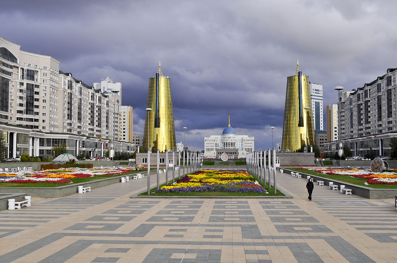 Бульвар Нуржол