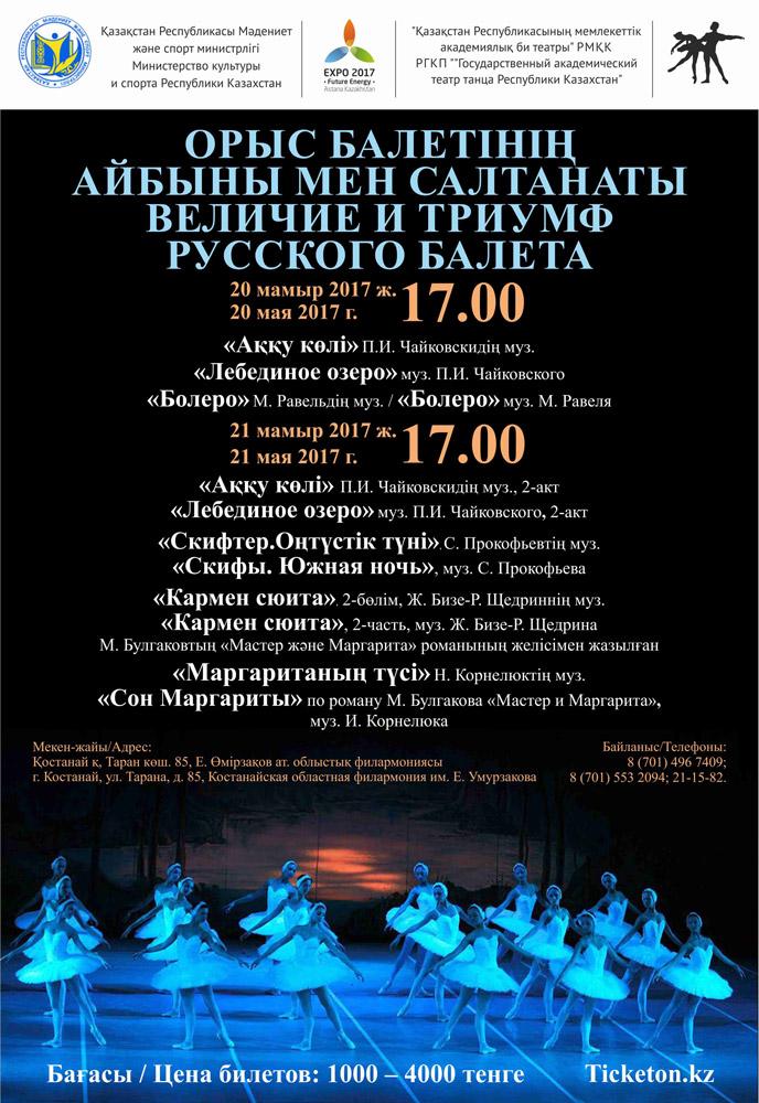 Величие и триумф Русского балета