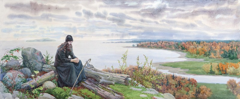 Выставка репродукций картин московского художника Нуракишевой Алии