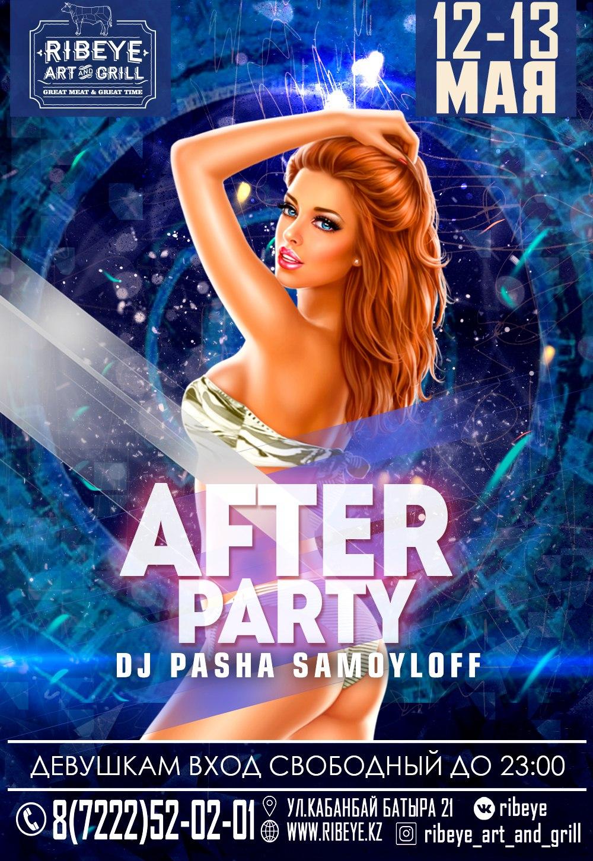 DJ PASHA SAMOYLOFF