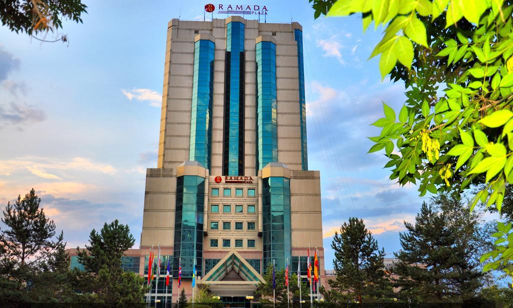 Отель Ramada Plaza Astana