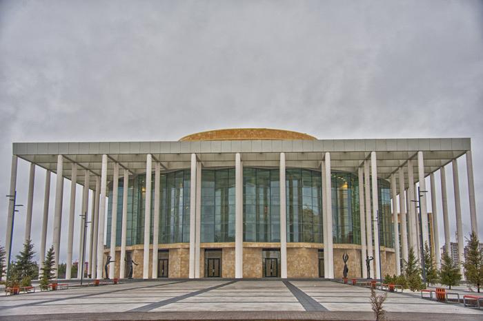 Театр «Астана Балет» (Гастрольная сцена ЭКСПО)