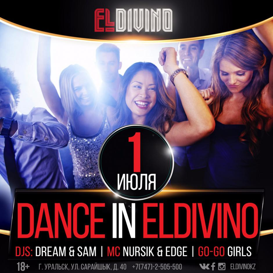 DANCE IN ELDIVINO