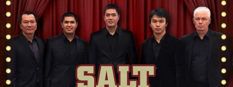 «Salt Peanuts» в Музкафе